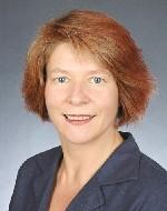 Sabine Rost, Leiterin der Vertrauensstelle des Krebsregisters Rheinland-Pfalz